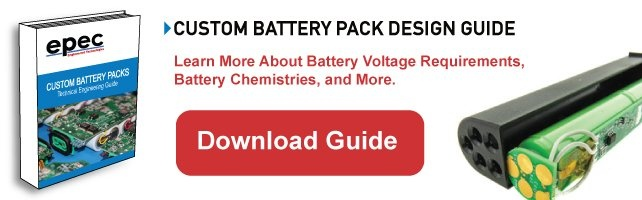 Download Our Custom Battery Packs Design Guide Ebook