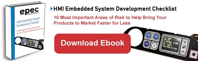 HMI Embedded Systems Development Checklist