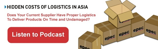 Exclusive Podcast - Hidden Costs of Logistics in Asia