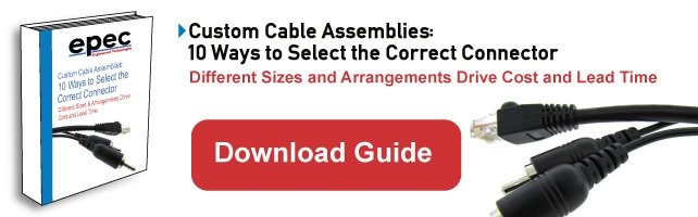Custom Cable Assemblies: 10 Ways to Select the Correct Connector