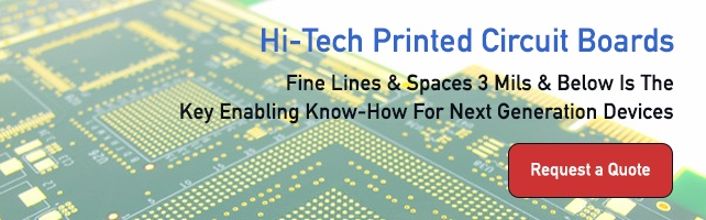Hi-Tech Printed Circuit Boards
