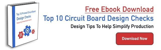 Ebook Download - Top 10 PCB Design Checks