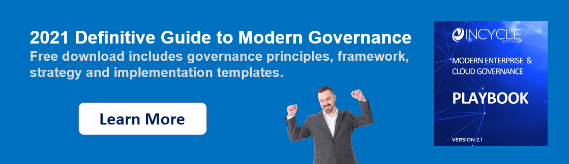 Modern Enterprise & Cloud Governance Playbook