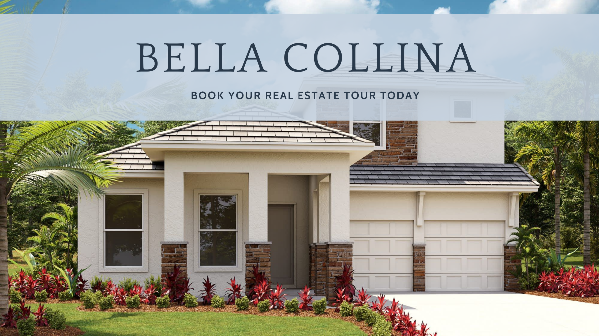 Book Your Dream Home Today at Bella Collina
