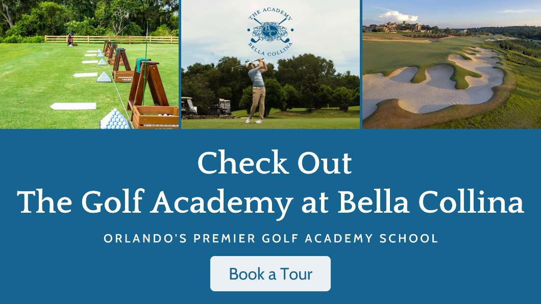Check Out the Golf Academy at Bella Collina - Book a Tour