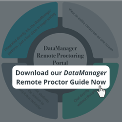 Download our DataManager Remote Proctor Guide Now