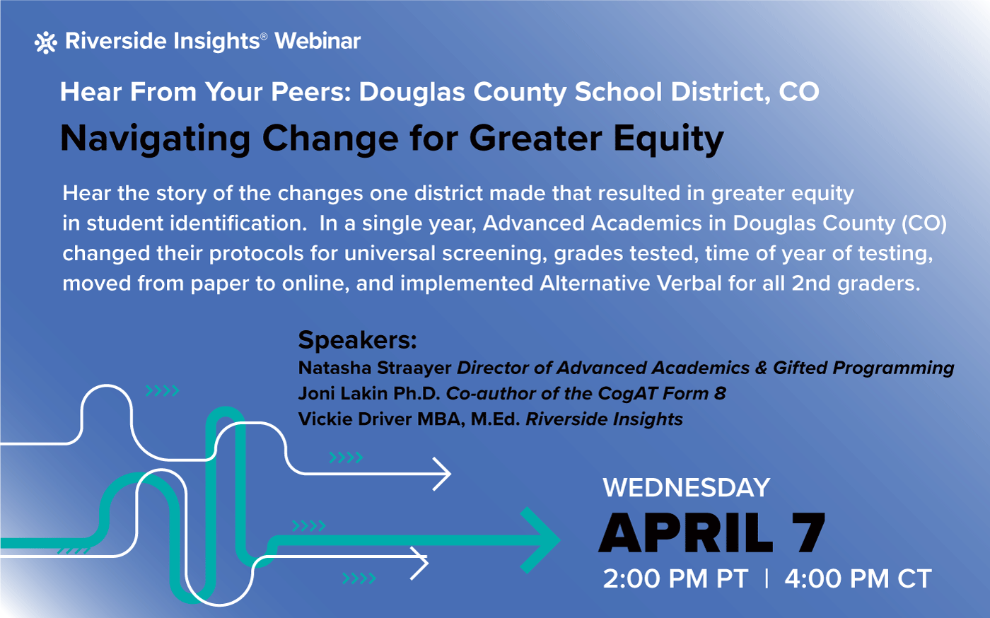 Hear from you Peers: Navigating Change for Greater Equity