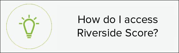 Contact Us SHP CTA - Riverside Score