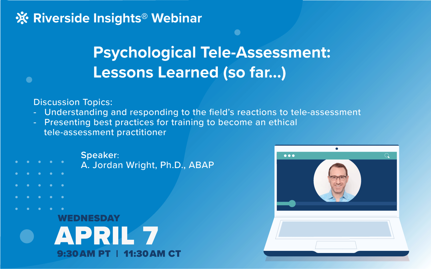 Psychological Tele-Assessment: Lessons Learned