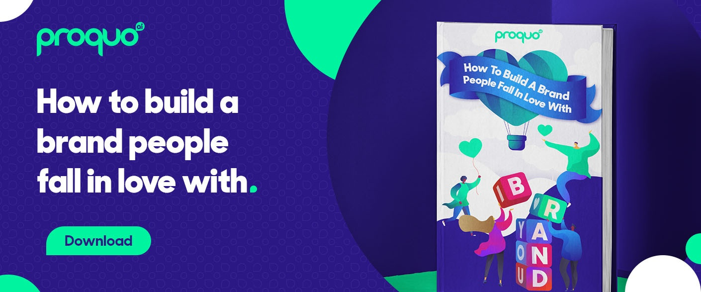 How to build a brand people fall in love with