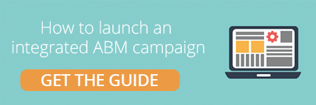 8 steps to launching your first ABM campaign - get the guide.