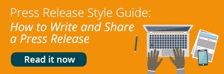 How to write and share a press release. Learn now.