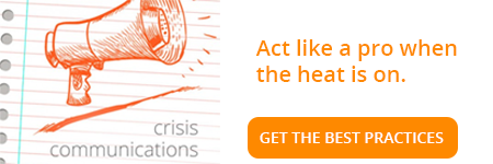 Learn the best practices for handling crisis communications.