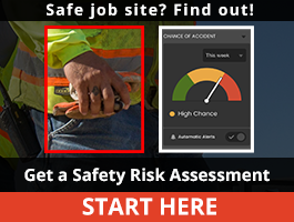 Get a safety risk assessement