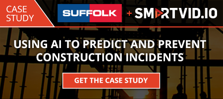 Using AI to predict and prevent construction incidents