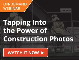 Watch On Demand: Tapping the Power of Construction Photos