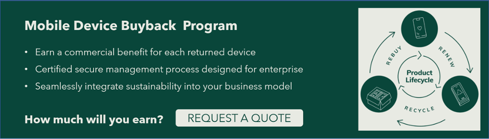 Mobile Device Buyback Program Quote Request