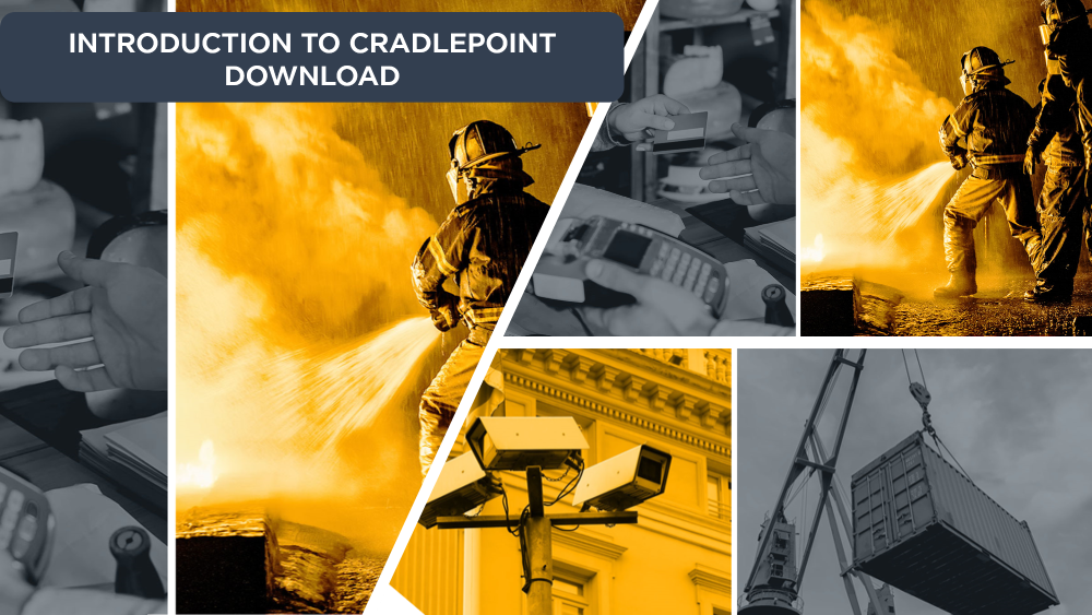 Introduction to Cradlepoint
