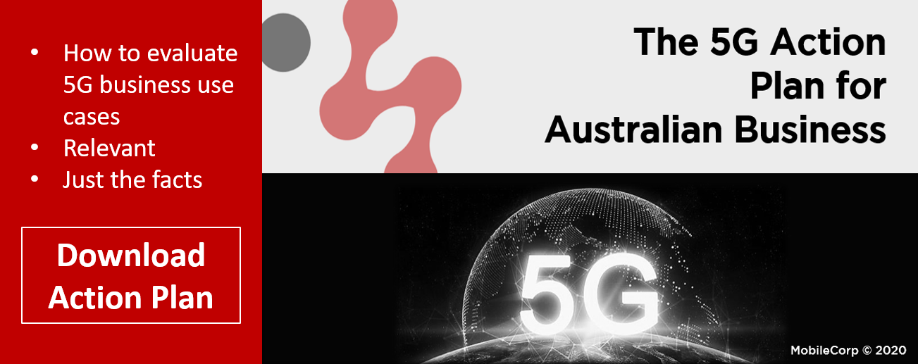 download 5G action plan for Australian business