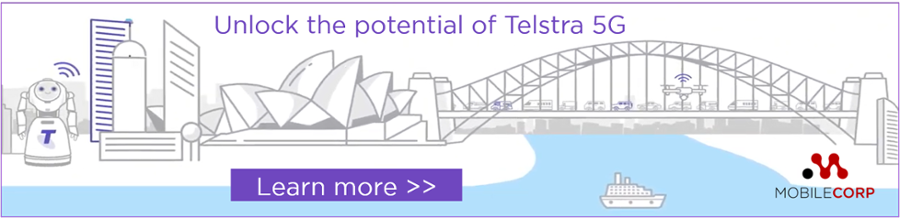 Unlock Telstra 5G with MobileCorp