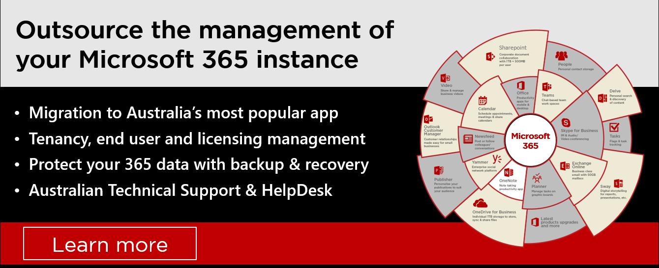 MobileCorp Microsoft 365 Managed Service
