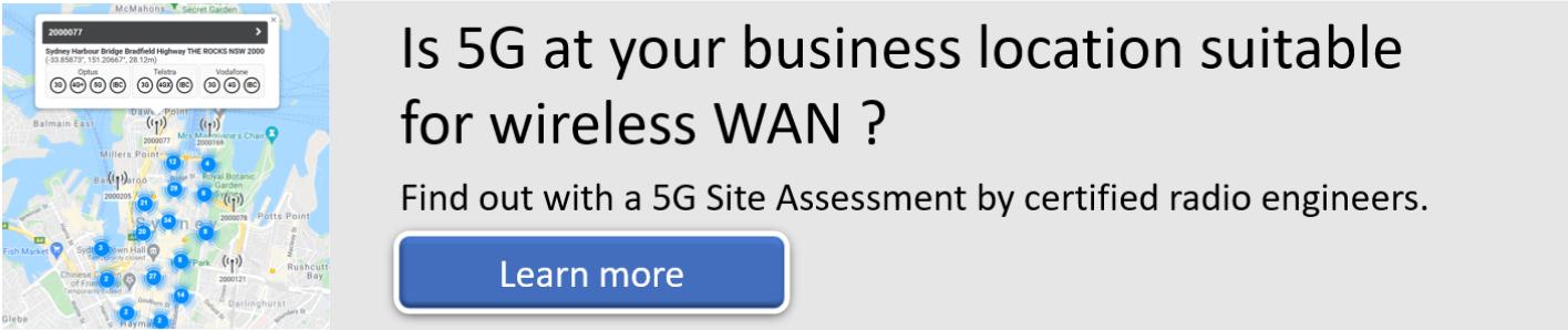 5G Site Assessment Enquiry full width blog