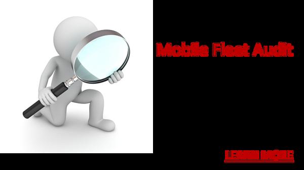 MobileCorp Mobile Fleet Audit