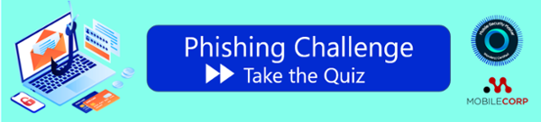 Wandera Phishing Challenge 2020