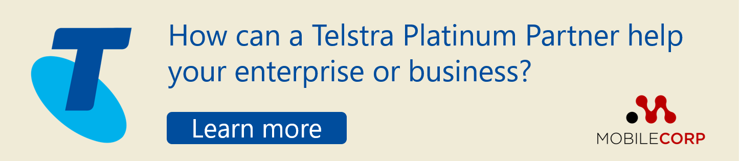 How can a Telstra Partner help