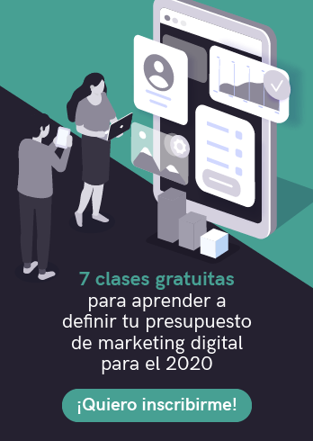 Definir el presupuesto de marketing digital para 2020