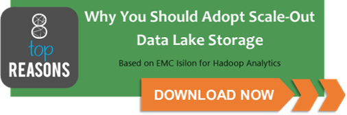 Why Data Lakes