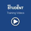KxStudent training videos