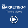 KxMarketing training videos