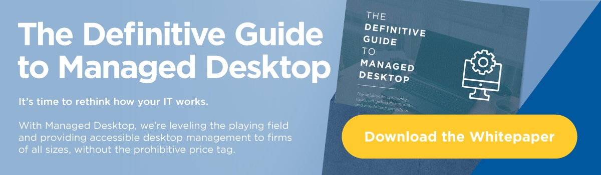 Definitive Guide to Managed Desktop