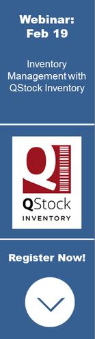 Register Now! Inventory Management Webinar