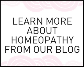 Learn more about Homeopathy