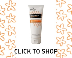 Click to Shop Arnica Cream by Brauer Natural Medicine
