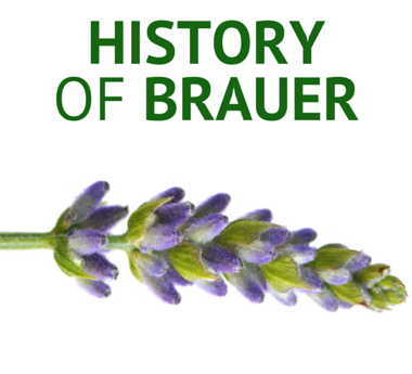 Learn more about the History of Brauer