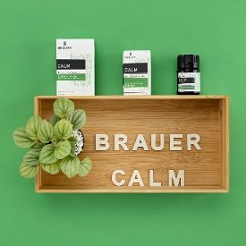 Brauer Calm Range for Stress Relief
