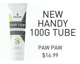 PAW PAW 100GM TUBE
