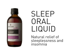Brauer Sleep Oral Liquid