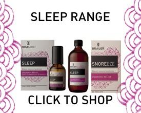 Brauer Natural Medicine Sleep Range