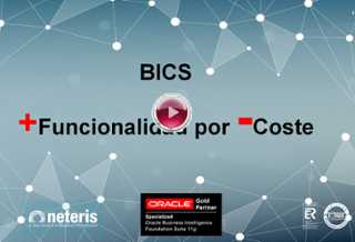 business intelligence cloud, inteligencia empresarial, inteligencia de negocio, bics, oracle bi, oracle cloud, neteris
