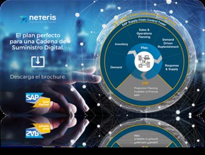 sap ibp, integrated business planning, cadena de suministro digital