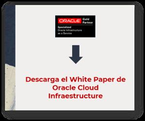 oracl cloud infraestructure