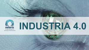 industria 4.0, sistema erp, neteris