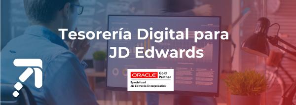tesoreria digital para jd edwards