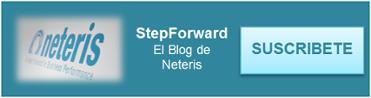 stepforwar el blog de neteris, soluciones de negocio