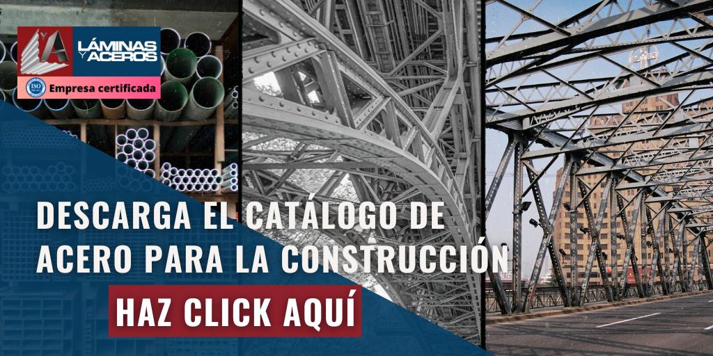 Acero para la construcción