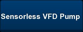 Sensorless VFD Pump